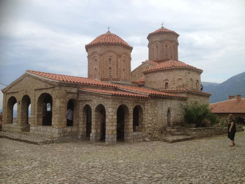 Ohri - St Naum Monastery