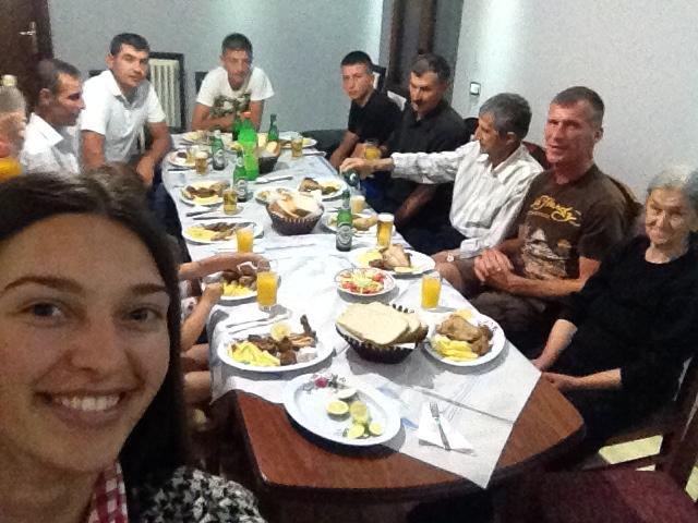 Voskop - Dinner at Dervish's